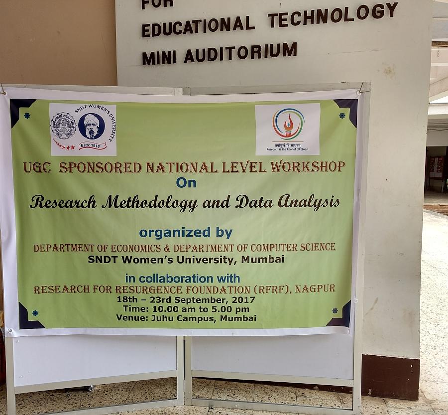 Events | SNDT Women's University