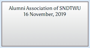 Alumni Association of SNDTWU