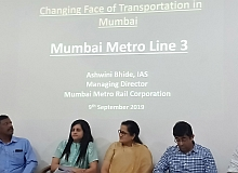 Debate on 'Environmental Cost of Metro Rail Mass Public Transport for Mumbai'