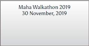 Maha Walkathon 2019