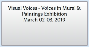 Visual Voices - Voices in Mural & Paintings Exhibition