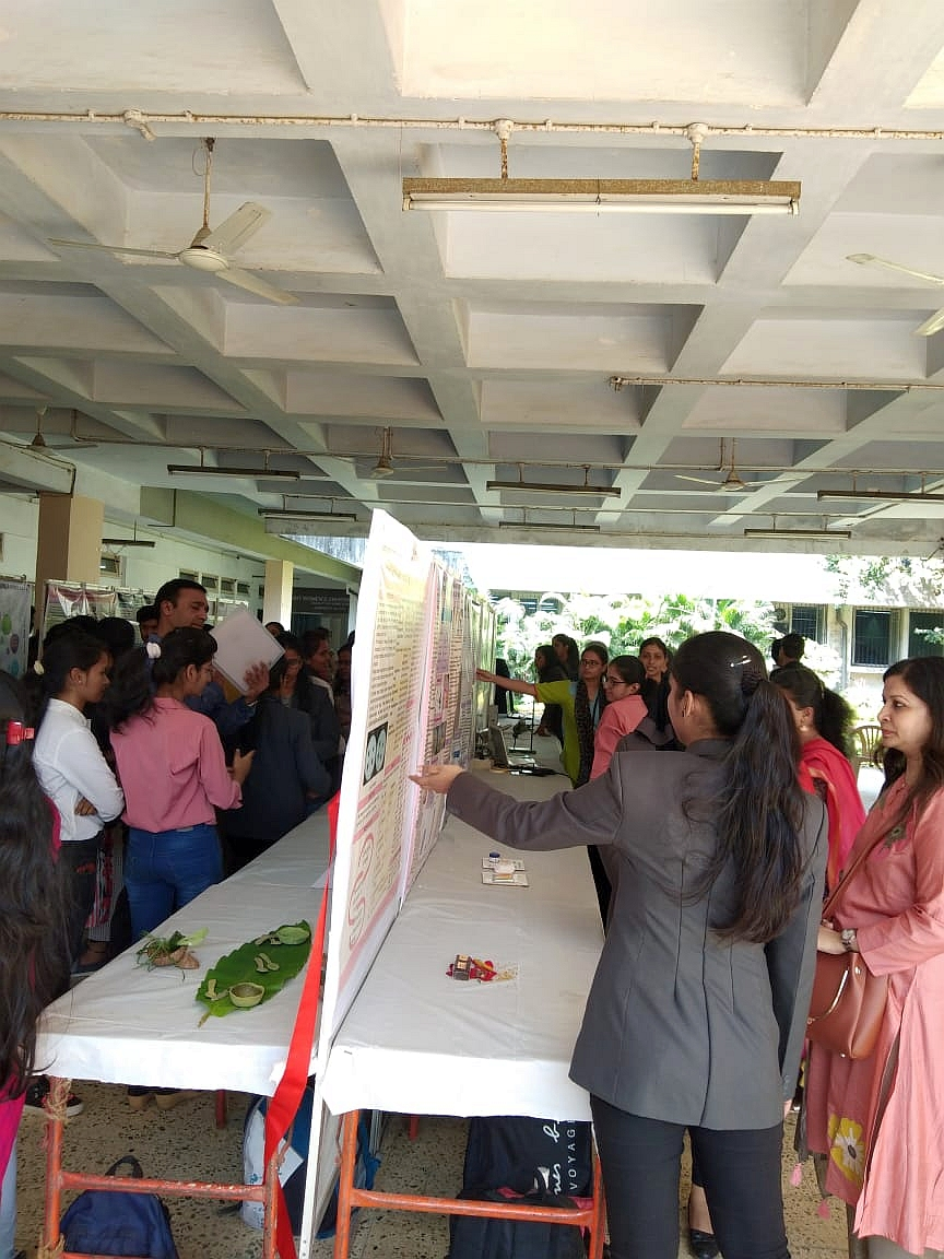 Science and Technology Exhibition 2020, C.U. Shah College of Pharmacy, SNDTWU