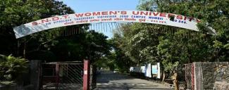 Home Sndt Women S University